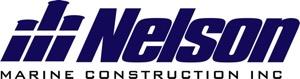 Nelson Marine Construction Logo